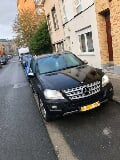 Photo Mercedes-Benz ML 350 CDI