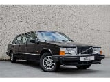 Photo Volvo 740 limousine / oldtimer