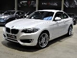 Photo Bmw 218 d coupé *navi-cuir-a/c auto-euro6*