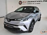 Photo Toyota C-HR 1.2i 85kw - c-ult