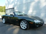 Photo Jaguar XK occasion Vert 148978 Km 1998 14.500 eur