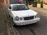 Photo Mercedes classe 210