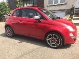 Photo Fiat 500 diesel 1.3 multijet