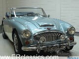 Photo Austin Healey 3000 Cabriolet 1967 MK3 (BJ8) Ice...