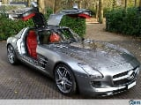 Photo Mercedes SLS AMG Coupé 571ch 2012