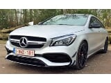 Photo Mercedes-Benz CLA 45 AMG occasion Argent 43000...