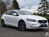 Photo Volvo V40 occasion Blanc 64268 Km 2016 15.000 eur