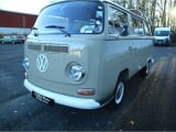 Photo Volkswagen t2 essence 1971
