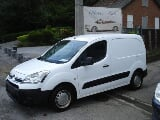 Photo Citroen Berlingo occasion Blanc 271000 Km 2013...