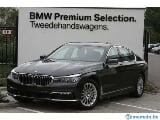 Photo BMW Serie 7 730 Limousine 730d
