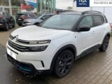 Photo Citroen c5 aircross electrique 2020