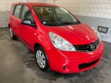 Photo Nissan note essence 2012