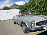 Photo Mercedes-Benz SL 280 Pagode