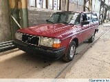 Photo Volvo 245 break de 1986