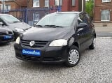 Photo Volkswagen Fox 1.4 TDi, Berline, Gasoile,...