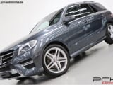 Photo Mercedes-benz ml 350 diesel 2014