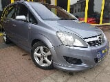 Photo Opel Zafira occasion Gris 86700 Km 2009 6.990 eur