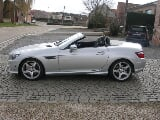 Photo Mercedes SLK250 essence, - 1800 moteur -