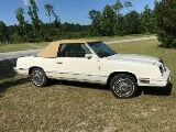 Photo Chrysler LeBaron 1982