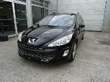 Photo Peugeot 308 occasion Noir 179271 Km 2010 4.750 eur
