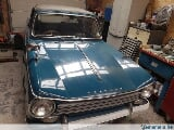 Photo Triumph herald