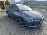 Photo Toyota Auris Hybride Style, Electrique/Essence,...