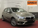 Photo BMW 216 D ACTIVE TOURER*EURO6*GPS*CUIR*PDC*CLIM...