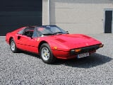 Photo Ferrari 308 occasion Rouge 90000 Km 1978 67.500...