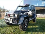 Photo Mercedes-Benz G 500 BRABUS B 40 500, SUV/4x4,...