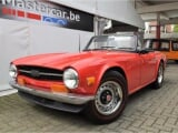 Photo TRIUMPH TR6 Essence 1970