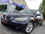 Photo BMW 535 occasion Bleu 200000 Km 2006 10.990 eur