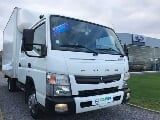 Photo Mitsubishi Fuso Canter occasion Blanc 75745 Km...