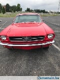 Photo Ford Mustang Coupe 1965