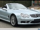 Photo Mercedes-Benz SL 55 AMG Roadster Kompressor...