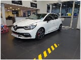 Photo Renault Clio occasion Blanc 95000 Km 2016...