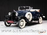 Photo Ford Model A Roadster'31