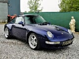 Photo Porsche 911 993 Carrera 2 Coupé 3.6i * voiture...