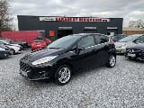 Photo Ford Fiesta occasion Noir 87000 Km 2015 8.450 eur