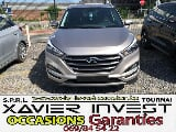 Photo Hyundai Tucson occasion Argent 69826 Km 2016...