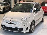 Photo Abarth 500 occasion Gris 32108 Km 2015 14.300 eur