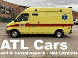 Photo Mercedes-Benz Sprinter Ambulance Airco/Webasto...