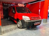 Photo Citroen Berlingo occasion Rouge 146500 Km 2008...