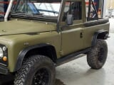 Photo Land rover defender diesel 2006