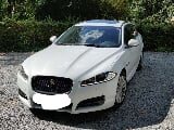 Photo Jaguar XF 2.2 D
