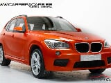 Photo BMW X1 occasion Orange 120000 Km 2013 13.900 eur