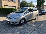Photo Corolla Verso 1er Prop. Carnet 7 Places + CT Ok...