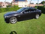 Photo BMW 520d automatic - 06/2014 - Full Options -...