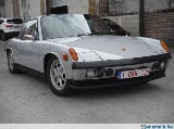 Photo Porsche 914 2.0L 1973 - Full option d' origine