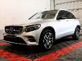 Photo Used Mercedes GLC 43 AMG 360 Camera - Burmester...