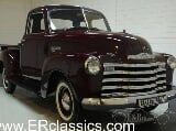 Photo Chevrolet 3100 Pick-up 1949, 5 vitres
